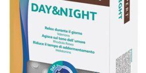 VALDISPERT DAY & NIGHT 30 COMPRESSE DAY  30 COMPRESSE NIGHT