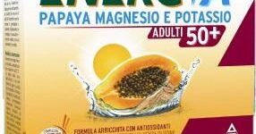 ENERGYA PAPAYA MAGNESIO POTASSIO 50 14 BUSTINE