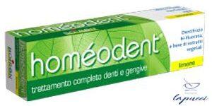 HOMEODENT DENTIFRICIO LIMONE 75 ML