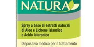 ASPI GOLA NATURA SPRAY ALBICOCCA LIMONE 20 ML