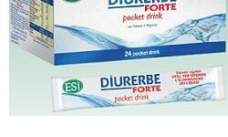 ESI DIURERBE FORTE POCKET DRINK LIMONE 24 X 20 ML