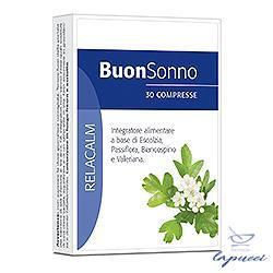 BUONSONNO LDF 30 COMPRESSE