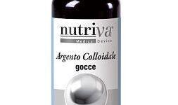 ARGENTO COLLOIDALE NUTRIVA GOCCE 50 ML