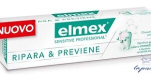 DENTIFRICIO ELMEX SENSITIVE RIPARA & PREVIENE 75 ML
