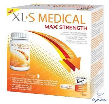 XLS MEDICAL MAX STRENGTH BIO OIL 120 CAPSULE  OLIO PROMO