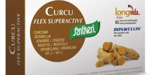 CURCU FLEX SUPERACTIVE 48 COMPRESSE
