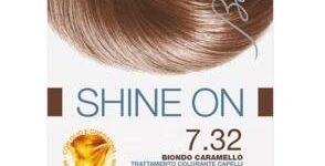 BIONIKE SHINE ON TRATTAMENTO COLORANTE CAPELLI BIONDO CARAMELLO