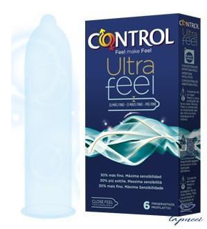 PROFILATTICO CONTROL ULTRA FEEL 6 PEZZI