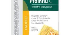 LABORATORIO DELLA FARMACIA PROINFLU C 20 COMPRESSE EFFERVESCENT