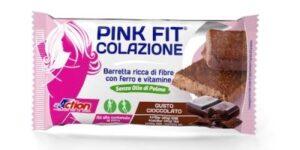 PROACTION PINK FIT COLAZIONE BARRETTA AL CIOCCOLATO 40 G