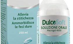 DULCOSOFT SOLUZIONE ORALE 250 ML