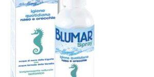 BLUMAR SPRAY SOLUZIONE ISOTONICA 100 ML