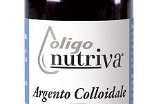 NUTRIVA ARGENTO COLLOIDALE GOCCE 100 ML