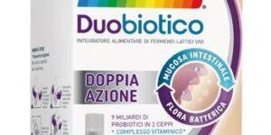 MULTICENTRUM DUOBIOTICO 16 FLACONCINI