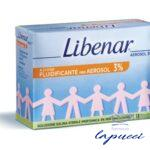LIBENAR 18 FIALE AEROSOL IPERTONICHE 3%