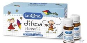 BUONA DIFESA 14 FLACONCINI DA 10 ML