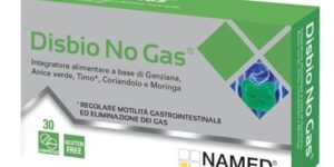 DISBIO NO GAS 30 COMPRESSE