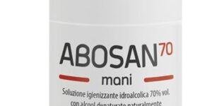 ABOSAN70 SOLUZIONE IGIENIZZANTE MANI 100 ML SPRAY