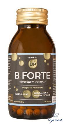 UP B FORTE COMPLESSO VITAMINICO 60 CAPSULE