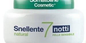 SOMATOLINE COSMETIC SNEL 7 NOTTI NATURAL 400 ML