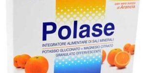 POLASE ARANCIA 12 BUSTINE EFFERVESCENTI