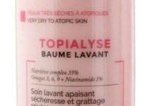 TOPIALYSE BAUME LAVANTE 400 ML