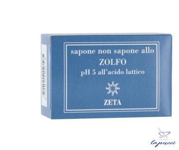 SAPONE ZOLFO PH5 100 G