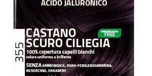 EUPHIDRA COLORPRO XD 355 CASTANO SCURO CILIEGIA GEL COLORANTE C