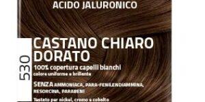 EUPHIDRA COLORPRO XD 530 CASTANO CHIARO DORATO GEL COLORANTECAP