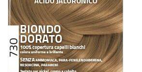 EUPHIDRA COLORPRO XD 730 BIONDO DORATO GEL COLORANTE CAPELLIIN