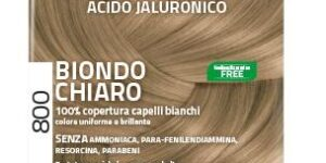 EUPHIDRA COLORPRO XD 800 BIONDO CHIARO GEL COLORANTE CAPELLIIN