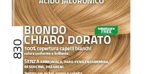 EUPHIDRA COLORPRO XD 830 BIONDO CHIARO DORATO GEL COLORANTECAPE