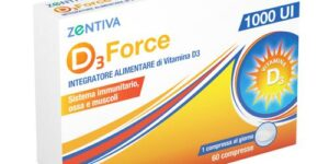 D3 FORCE ZENTIVA 1000UI 60 COMPRESSE