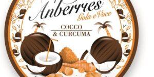 ANBERRIES COCCO/CURCUMA 55 G