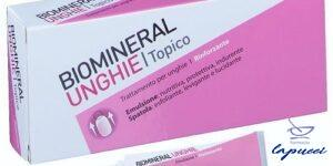 BIOMINERAL UNGHIE TOPICO 20 ML TP