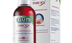 GUM PAROEX 0,12 COLLUT CHX 300
