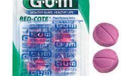 GUM RED-COTE RIV PLACCA 12 PASTIGLIE