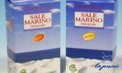 FSC SALE MARINO INTEGRALE GROSSO 1 KG
