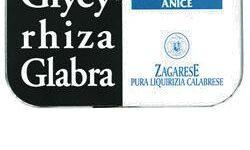 ZAGARESE GLYCYRHIZA ANICE 40G