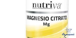 NUTRIVA MAGNESIO CITRATO 50 COMPRESSE