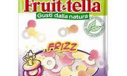 FRUITTELLA FRIZZANTI FRUTTI NATURALI