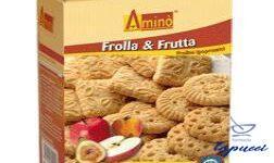 AMINO' FROLLA&FRUTTA APROTEICI 200 G