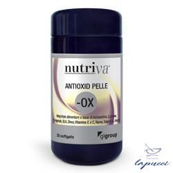 NUTRIVA ANTIOXID PELLE 30 CAPSULE SOFTGEL