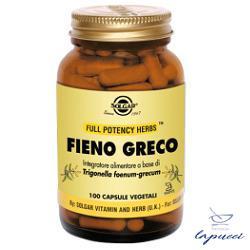 FIENO GRECO MSO 100 CAPSULE