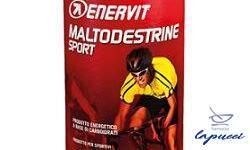 ENERVIT MALTODESTRINE PREPARATO ENERGETICO DA 450G