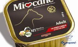 MIOCANE ADULT MANZO/AGNELLO GRAIN FREE 150 G