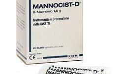 MANNOCIST D 20 BUSTE 1,5 G