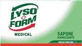 LYSOFORM SAPONE SOLIDO 125 G