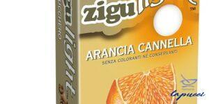 ZIGULIGHT ARANCIA CANNELLA 40 CARAMELLE 40 G