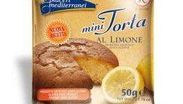 PIACERI MEDITERRANEI MINI TORTA LIMONE 50 G
